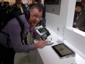 Sony Experia Z and Tablet Z