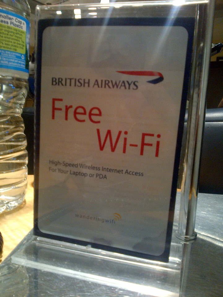 Wifi for my PDA